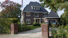 Nieuwbouw jaren 30 villa in het Brediuskwartier Bussum.