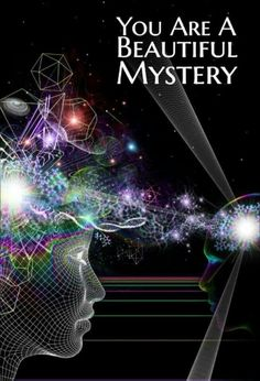 THERE IS NO MYSTERY! HAVE YOU MET MY CREATOR?   mt~