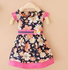 Cutie Pie Floral Dress – Poppatosh