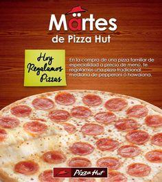 Los #martes ya no son como antes ... ¡Ahora son muuucho mejores! #pizzas
