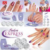 salon express pour ongles
