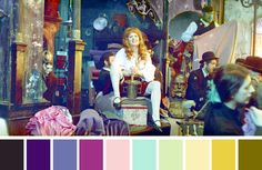 The Hourglass Sanatorium by Wojciech Has, 1973