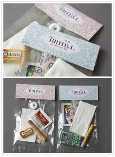 Kit para invitados post boda