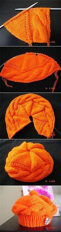 New Crochet Hat Tutorial Ganchillo 66 Ideas Loom Knitting, Knitting Stitches, Knitting Designs, Knitting Projects, Baby Knitting, Knitting Patterns, Crochet Patterns, Hat Patterns, Crochet Ideas