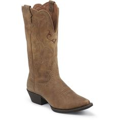 boots: Justin Boots Women's Stampede Collection Boot Narrow Rounded Toe Western Rubber Outsole,Tan Puma C US Western Boots, Cowboy Boots, Comfortable Boots, Justin Boots, Westerns, What To Wear, Cute Outfits, Heels, Womens Fashion