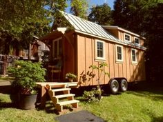 Oregon Cottage Company - some really nice floorplans, and an amazing tea cottage version