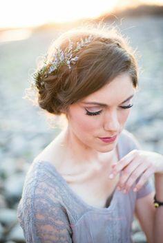 Wedding Makeup  Bridal Makeup  www.CremeDeLaMAKEUP.com Charity Maurer Photography