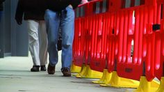 Our versatile safety barriers are perfect to keep personnel away from danger.To meet all your safety needs and guarantee your complete satisfaction. Workplace Safety, Health And Safety