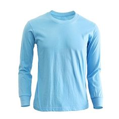 BCPOLO Round neckstyle Cotton long sleeve daily fashion t-shirt / Sky blue XS BCPOLO http://www.amazon.com/dp/B00JA5U3KS/ref=cm_sw_r_pi_dp_0ps7ub1KXMPZF