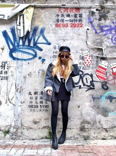 Graphic Travel Style, Hipster, Denim, Jackets, Fashion, Down Jackets, Moda, Hipsters, Fashion Styles
