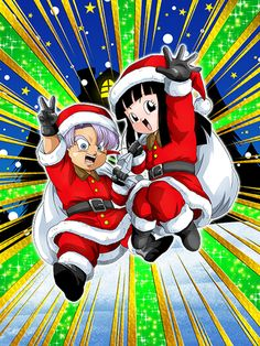 trunks and mai Dragon Ball Z, Dragon Art, Dbz, Trunks And Mai, Chibi, Hero Movie, Manga Covers, Cool Posters, Christmas Wallpaper