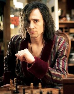 Tom Hiddleston as Adam in Only Lovers Left Alive :)