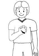 AUSLAN - more Australian Sign Language, Baby Sign Language Chart, Deaf Sign, Sign For More, Learning Support, Kids Sleep, Child Sleep, Deaf Culture, Sensory Activities