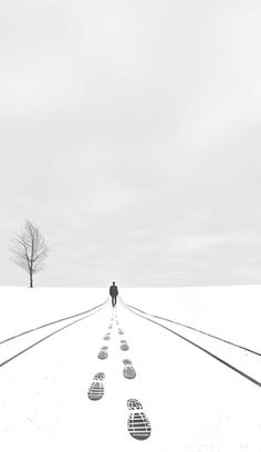 Chemin de vie…..#winter