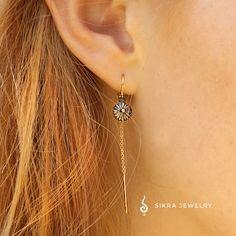 The Sun Earrings
