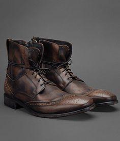 John Varvatos Official Site: Shop Online , VARV-3553 Fleetwood Lace Boot, johnvarvatos.com