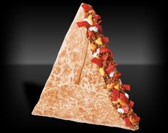 Taco bell's grilled stuft nacho (beef)