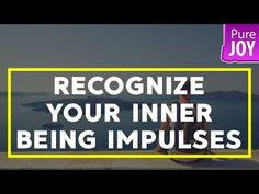 Abraham Hicks  Recognize Your Inner Being Impulses! - YouTube