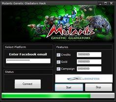 Mutants Genetic Gladiators Cheats And Hack  http://abiterrion.com/mutants-genetic-gladiators-hack/