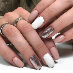100 Hottest Acrylic Square Nails Design For Short Nails Coffin - Page 66 of 101 - Latest Fashion Trends For Woman Square Nail Designs, Short Nail Designs, Best Nail Art Designs, Dream Nails, Cute Acrylic Nails, Glitter Nails, Nagel Gel, Stylish Nails, Types Of Nails