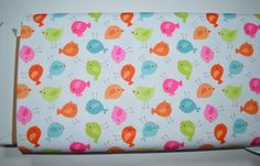 Cloth Diapers 146531: Roll Of 6 Yards-Babyville Pul Waterproof Diaper Fabric- Little Birds -> BUY IT NOW ONLY: $54.99 on eBay!