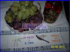 """Come ogni anno, io preparo questa """"conserva""""   L'uva, ricordo di un'estate che và http://www.lapulceeiltopo.it/forum/ricette-sottovetro-conserve-salse-confetture/869-l-uva,-ricordo-di-un-estate-che-v%C3%A0#1055"""