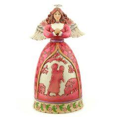 Jim Shore Angel figurines
