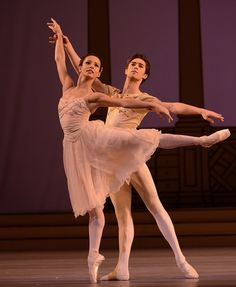 Francesca Hayward, James Hay. Courtesy of DanceTabs / Flickr ©Dave Morgan