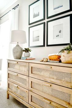 Home Decor Cozy Ikea dresser hack ideas: cane dresser diy.Home Decor Cozy Ikea dresser hack ideas: cane dresser diy Ikea Tarva Dresser, Dresser Drawers, Ikea Dresser Makeover, Furniture Makeover, Ikea Black Dresser, Ikea Bedroom Dressers, Ikea Sideboard Hack, Ikea Hack Nightstand, Ikea Hemnes Bed