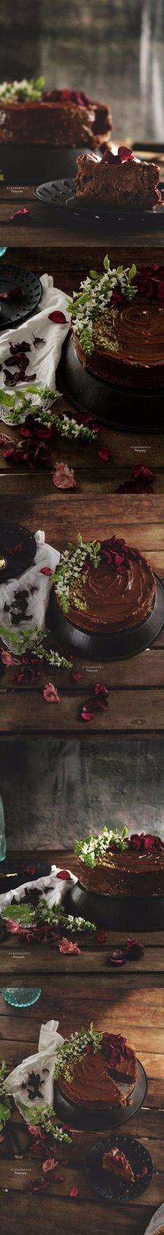 El más sabroso chees El más sabroso cheesecake de chocolate y dulce de leche / www.kidsandchic.es Recipe : http://ift.tt/1hGiZgA And @ItsNutella  http://ift.tt/2v8iUYW