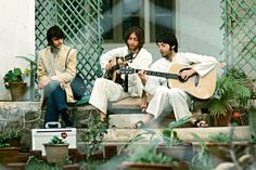The history of The Beatles – albums, singles, life events of John Lennon, Paul McCartney, George Harrison and Ringo Starr. Forrest Gump, Maharishi Mahesh Yogi, Mike Love, Lennon And Mccartney, The White Album, Radio City Music Hall, Leave Early, Rare Images, The Fab Four