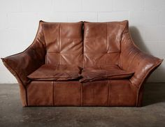 cool! Gerard van den Berg Leather Sofa