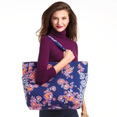 Crazy for Quilted Totebag ON SALE NOW