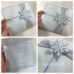 40 popular Winter Wonderland wedding invitations ideas 40 Popular Winter Wonderland Wedding Invitations Ideas Although the majority of weddings occur during the summer months, many people like to do winter weddings. A winter wedding […] Kristine Beck - Quince Invitations, Winter Wedding Invitations, Quinceanera Invitations, Winter Thema, Frozen Wedding, Winter Wonderland Birthday, Snowflake Wedding, Wedding Cards Handmade, Decoration