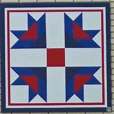 Patriotic Barn Quilts - Bing images