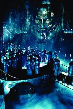 """scene from """"Dark City"""" (1998)"""