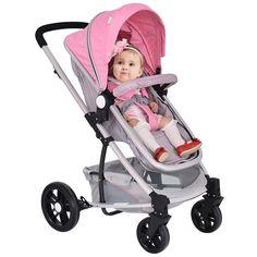 2 In1 Foldable Baby Stroller Kids Travel Newborn Infant Buggy Pushchair Pink https://qdiz.com/?p=3175