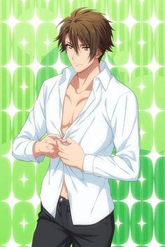 Anime Sexy, Hot Anime Boy, Anime Boys, Manga Boy, Manga Anime, Anime Art, Estilo Anime, Handsome Anime Guys, Bishounen
