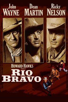 rio bravo movie poster - Google Search