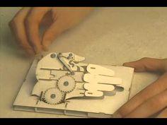 mechanical hand- thumbs up!