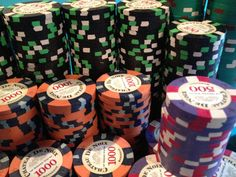 Poker Chips/ Jetons - Paulson