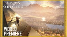 Assassins Creed Origins will feature the Brotherhoods beginning
