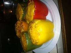 #StuffedPeppers #MarysMouthwatering