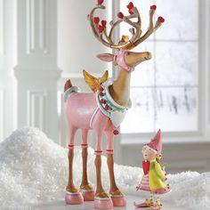 Patience Brewster Cupid Dash Away Reindeer Character