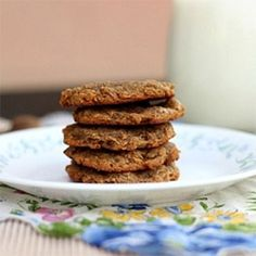 3-Ingredient Sugar-Free, gluten free Peanut Butter Cookies