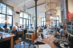Restaurant Naturell in Gent: Culinair spektakel in historisch huis - Restaurant - Culinair - KnackWeekend Mobile