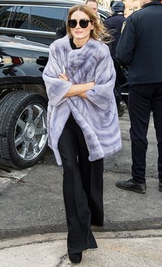 15 Outfits That Prove Olivia Palermo Won Fashion Week via @WhoWhatWearUK