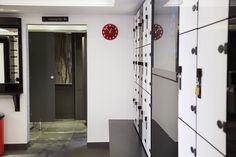 Lockers for leisure - changing room lockers and furniture, designed, manufactured and installed by Craftsman lockers Sports Locker, Gym Lockers, Changing Room, Bespoke, Craftsman, Locker Storage, Centre, Rooms, Furniture