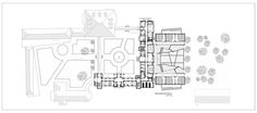Image 34 of 37 from gallery of Las Nieves Technical Vocational School / WRL Arquitectos. Miami Dade College, School Plan, School Ideas, Technical Schools, Floor Plans, How To Plan, Architecture, Gallery, Architects