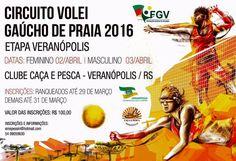 Rádio Web Mix Esporte&Som: Veranópolis: Tem Circuito de Volei, é o Gaúcho de ...